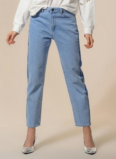 642ed5e043108 Agenda Yan Detaylı Jean Pantolon Mavi Agenda Yan Detaylı Jean Pantolon Mavi